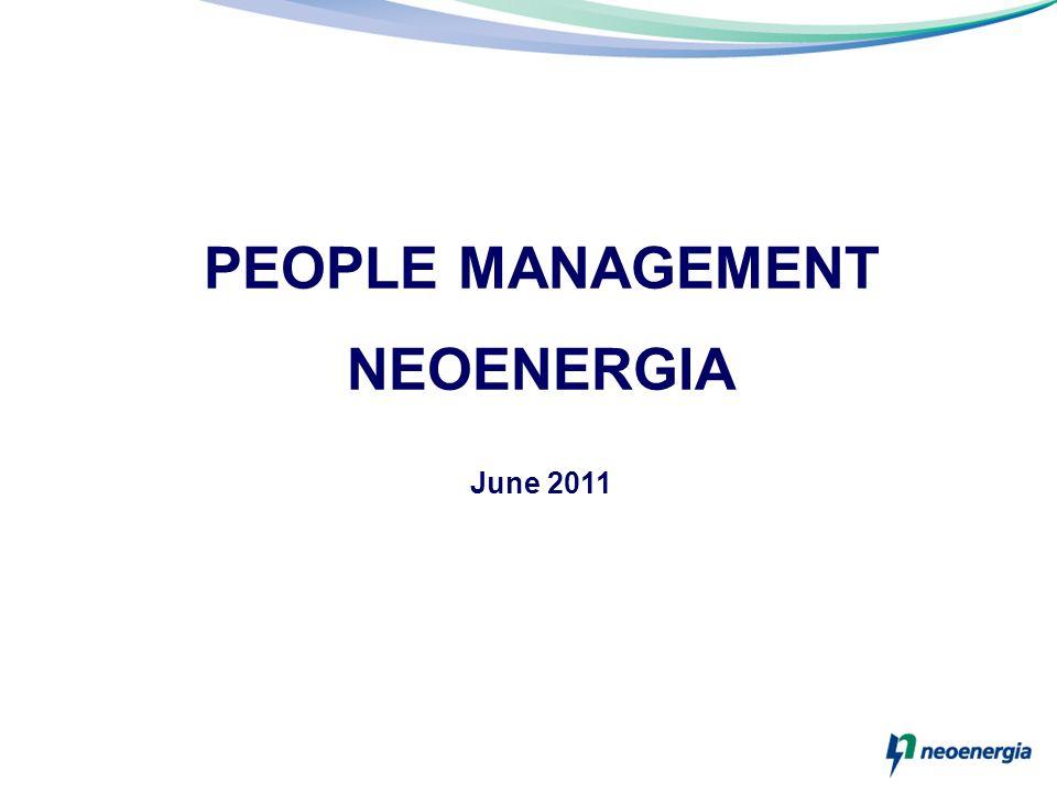 PEOPLE MANAGEMENT NEOENERGIA June 2011