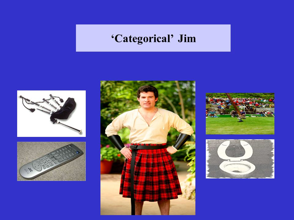 Categorical Jim