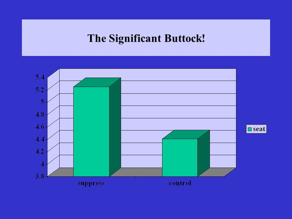 The Significant Buttock!
