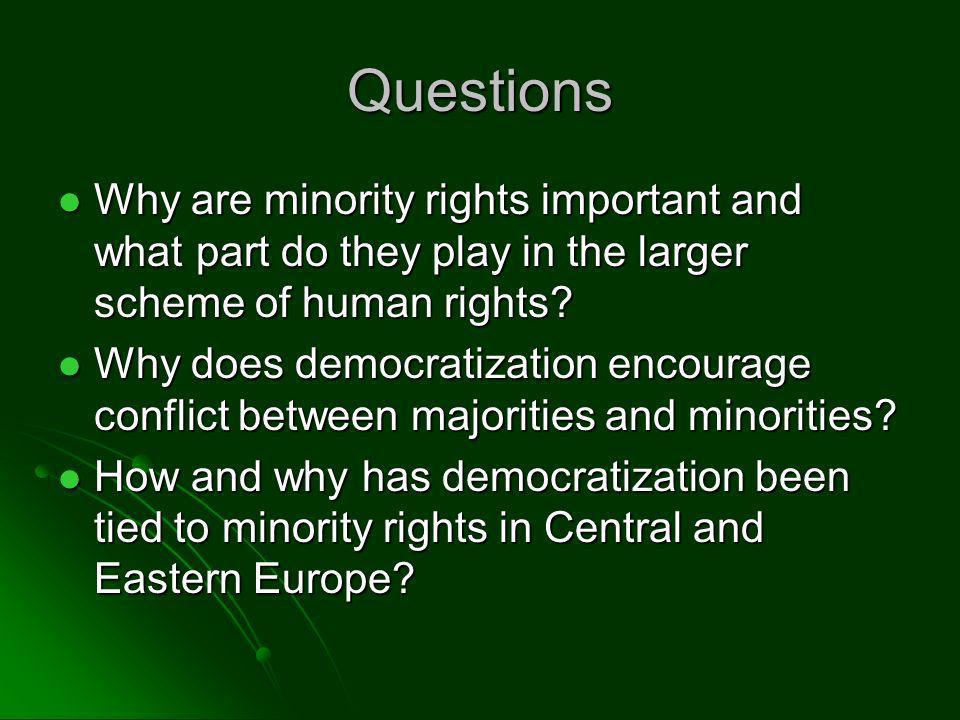 Democratization and Ethnicity Democracy in ethnically homogenous states Democracy in ethnically homogenous states Japan1.5% minority Japan1.5% minority UK8.0% minority UK8.0% minority France9.1% minority France9.1% minority USA30% minority USA30% minority