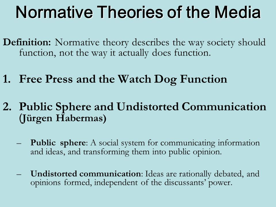 Types of Media Bias Framing bias: Using specific language and metaphors to exert influence over peoples perception of a situation.