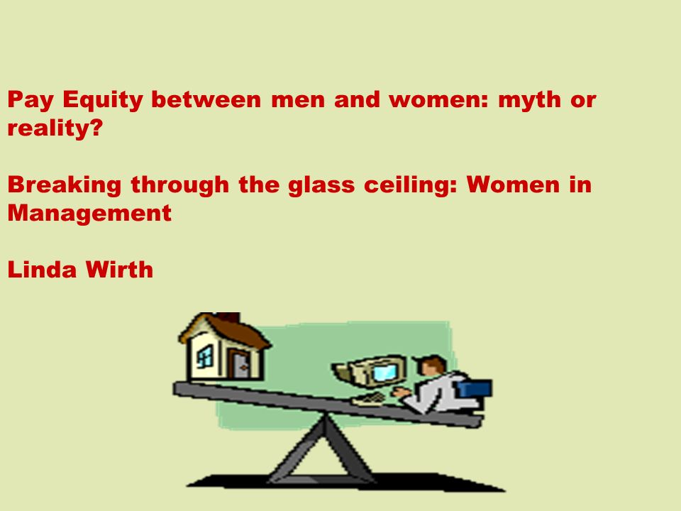 Breaking through the glass ceiling Glass ceiling: invisible artificial barriers that block women from senior executive jobs Women are still concentrated in the most precarious forms of work throughout the world and breaking through the glass ceiling still appears elusive for a select few