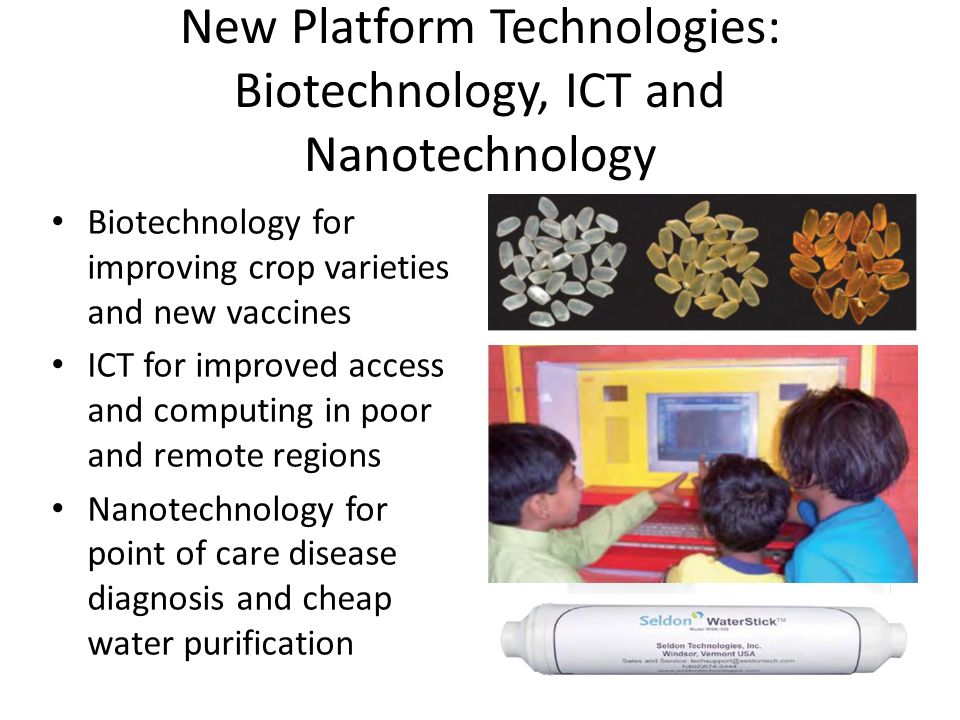 A science innovation system