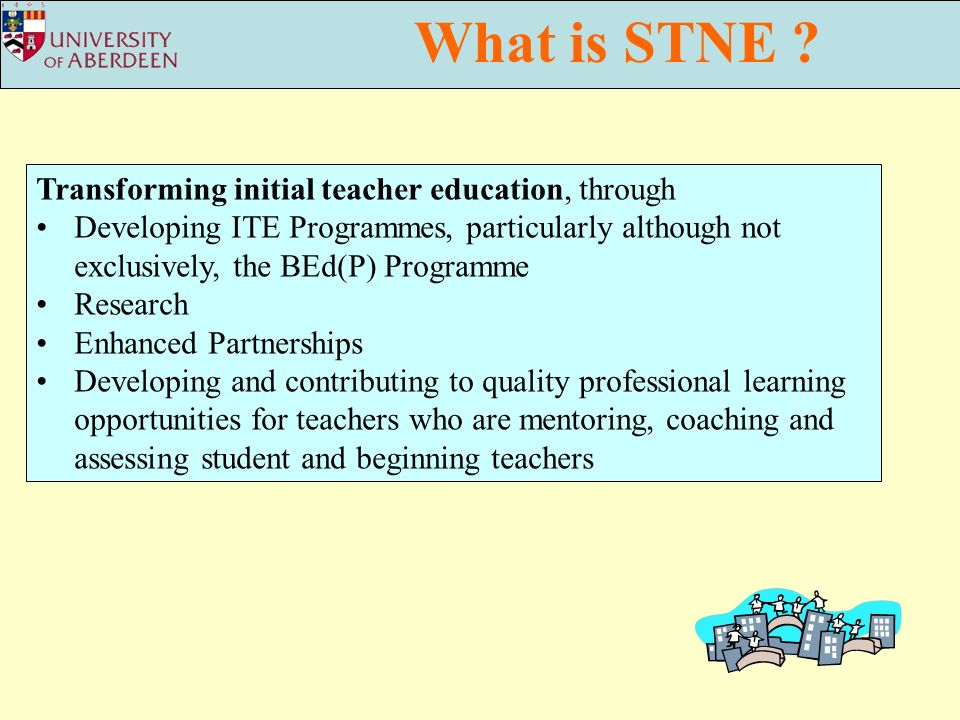 What is STNE .
