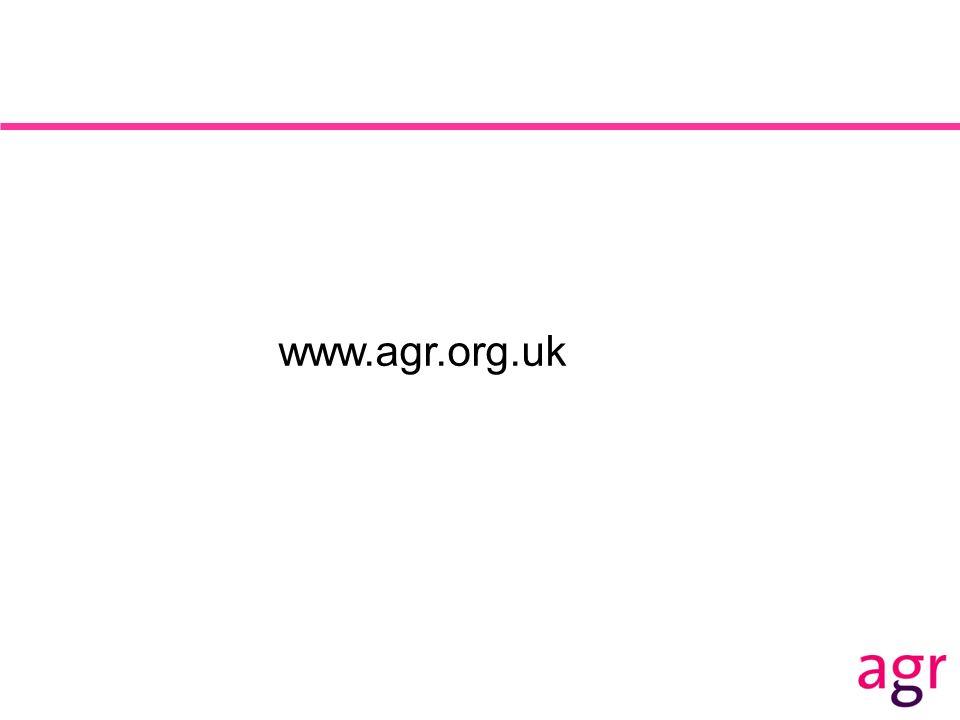 www.agr.org.uk