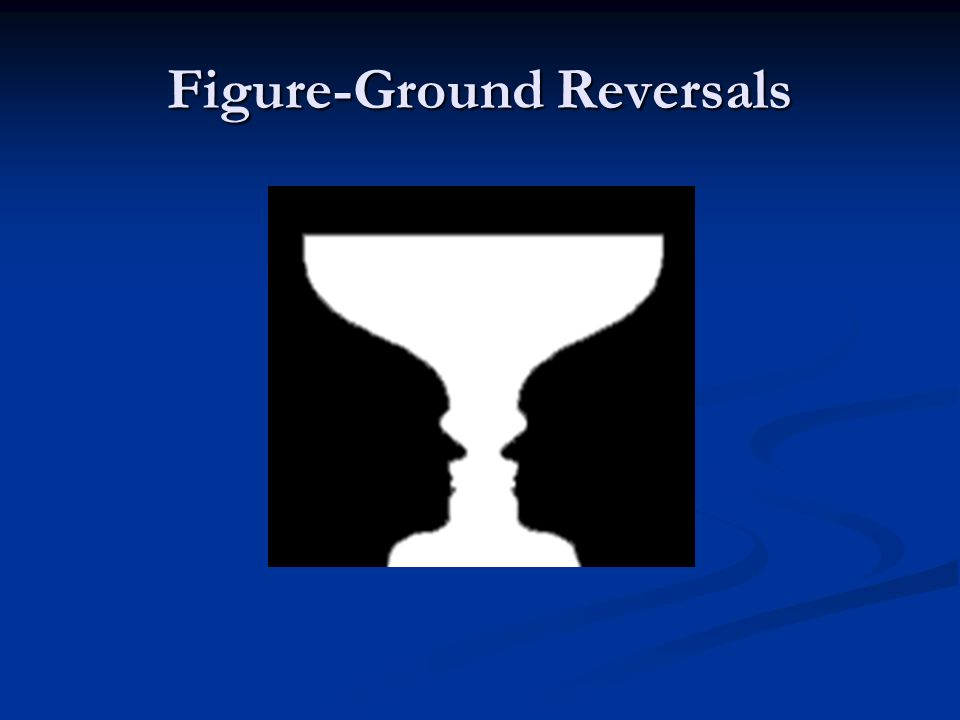 Figure-Ground Reversals