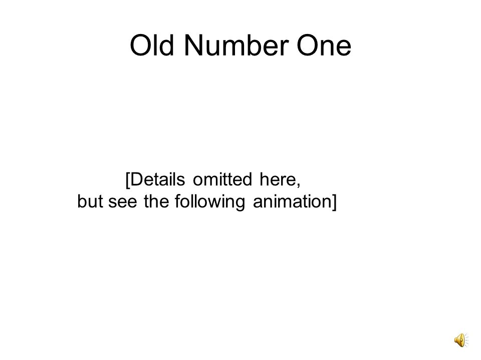 3. Why do we use vagueness? 1.Vague objects Example: Old Number One. (A court case made famous by a recent article by the philosopher Graeme Forbes.)
