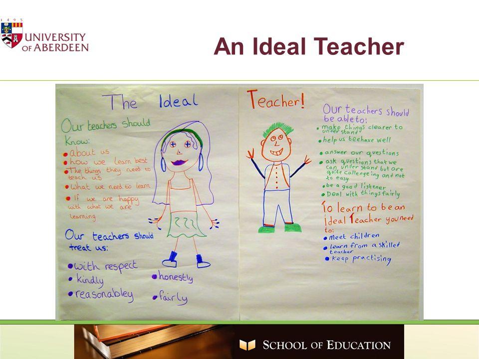 An Ideal Teacher