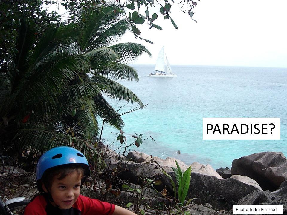 PARADISE Photo: Indra Persaud