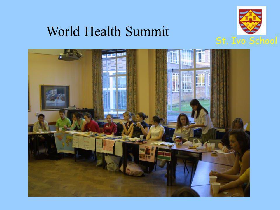St. Ivo School World Health Summit