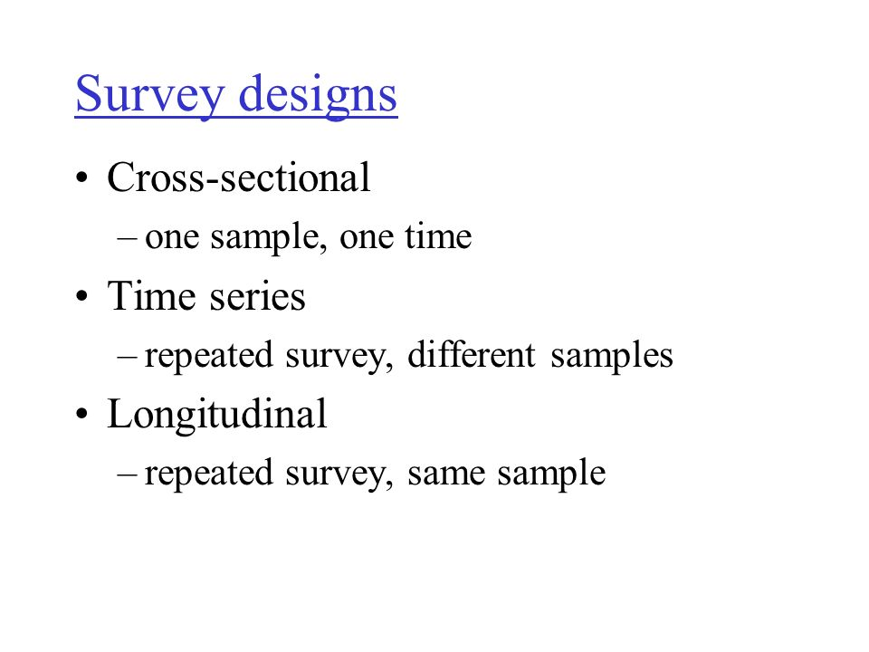 Data collection methods postal questionnaire emailed/ web-based questionnaire telephone interview face to face interview (See handout for comparison)