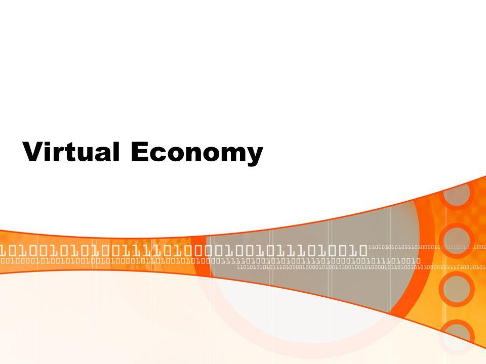 Virtual Economy