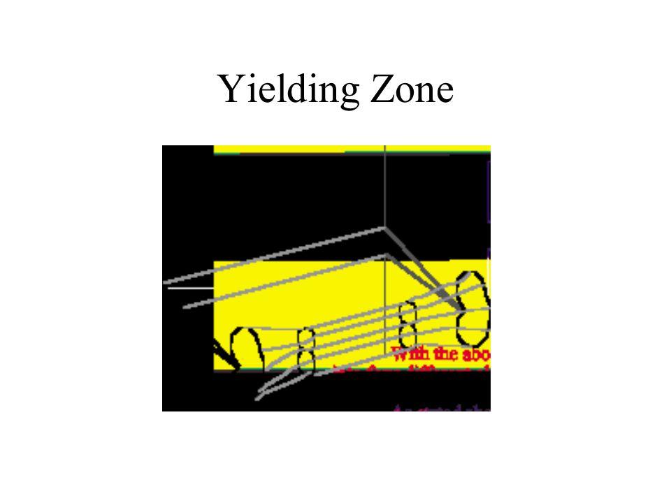 Yielding Zone