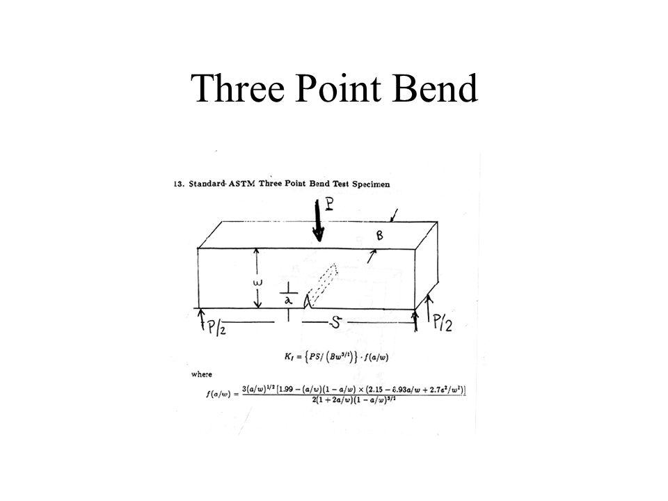 Three Point Bend