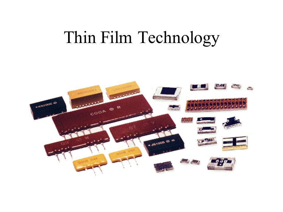 Thin Film Technology