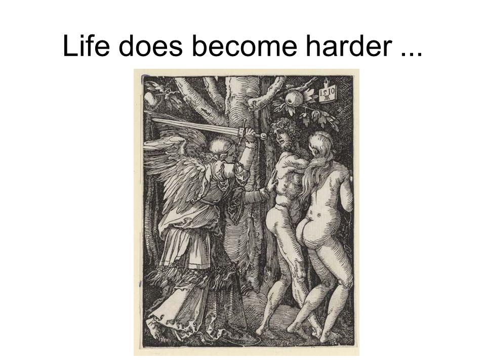 Kees van Deemter. For Institut Nicod, Jan 2009 Life does become harder...