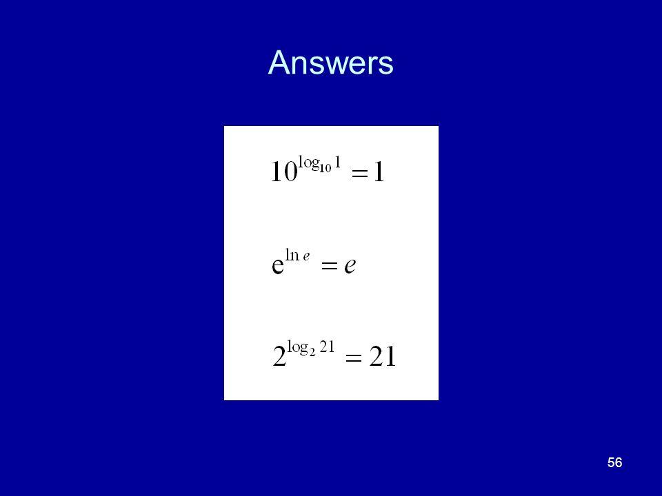 56 Answers