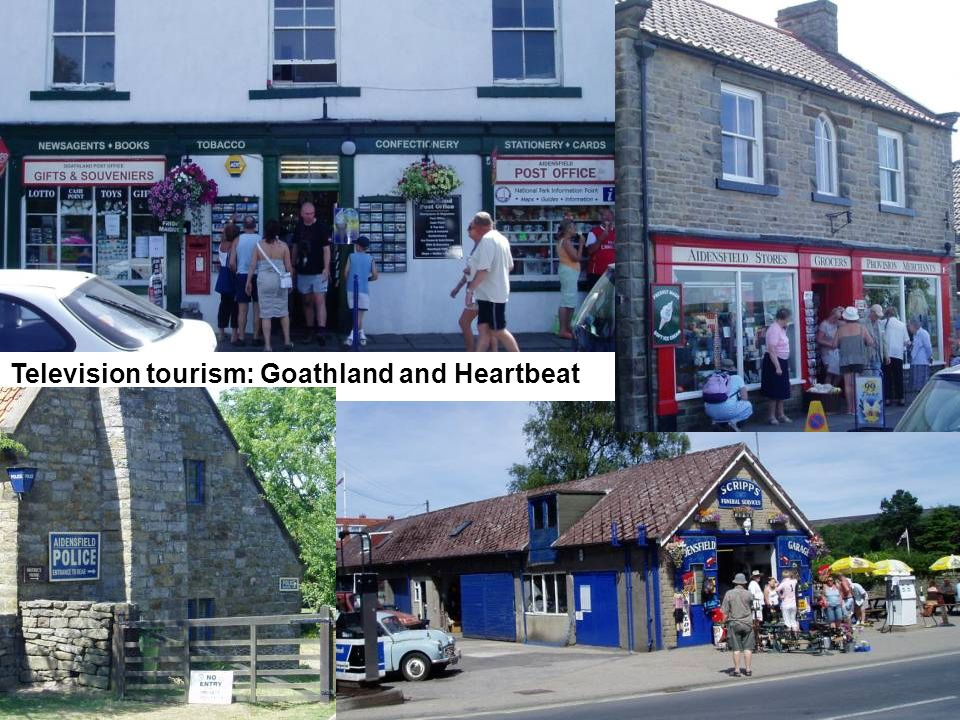 Television tourism: Goathland and Heartbeat