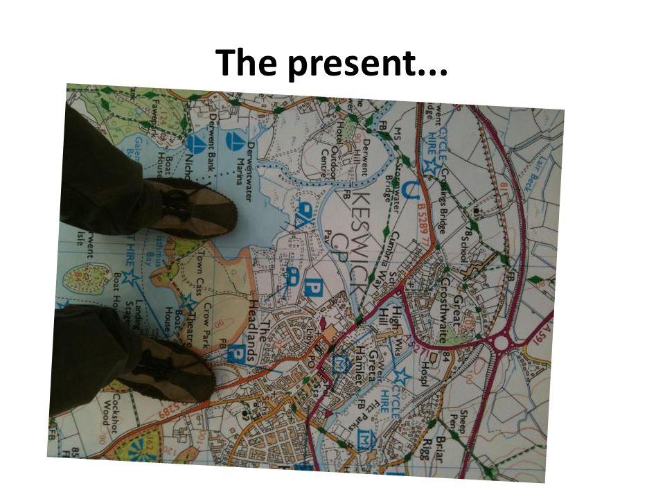 The present...