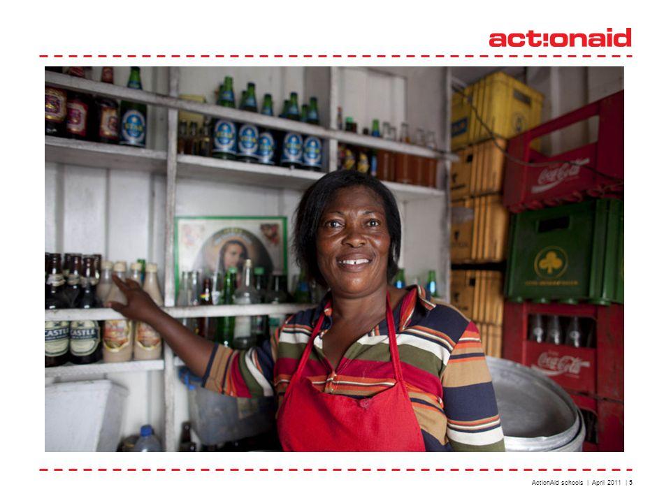 ActionAid schools | April 2011 | 5
