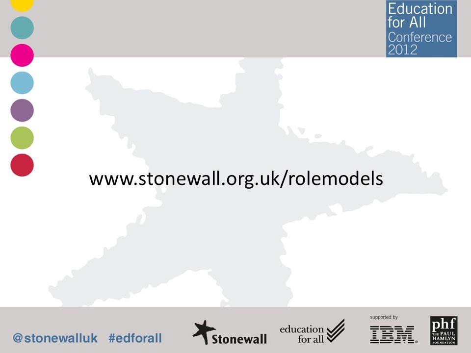 www.stonewall.org.uk/rolemodels