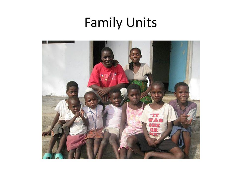 Family Units