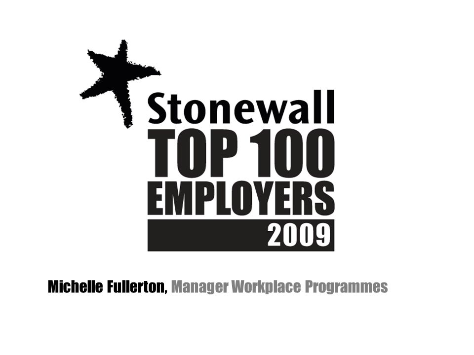 Michelle Fullerton, Manager Workplace Programmes