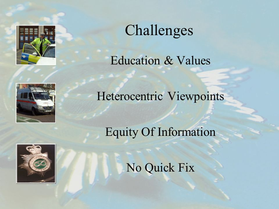 Challenges Education & Values Heterocentric Viewpoints Equity Of Information No Quick Fix