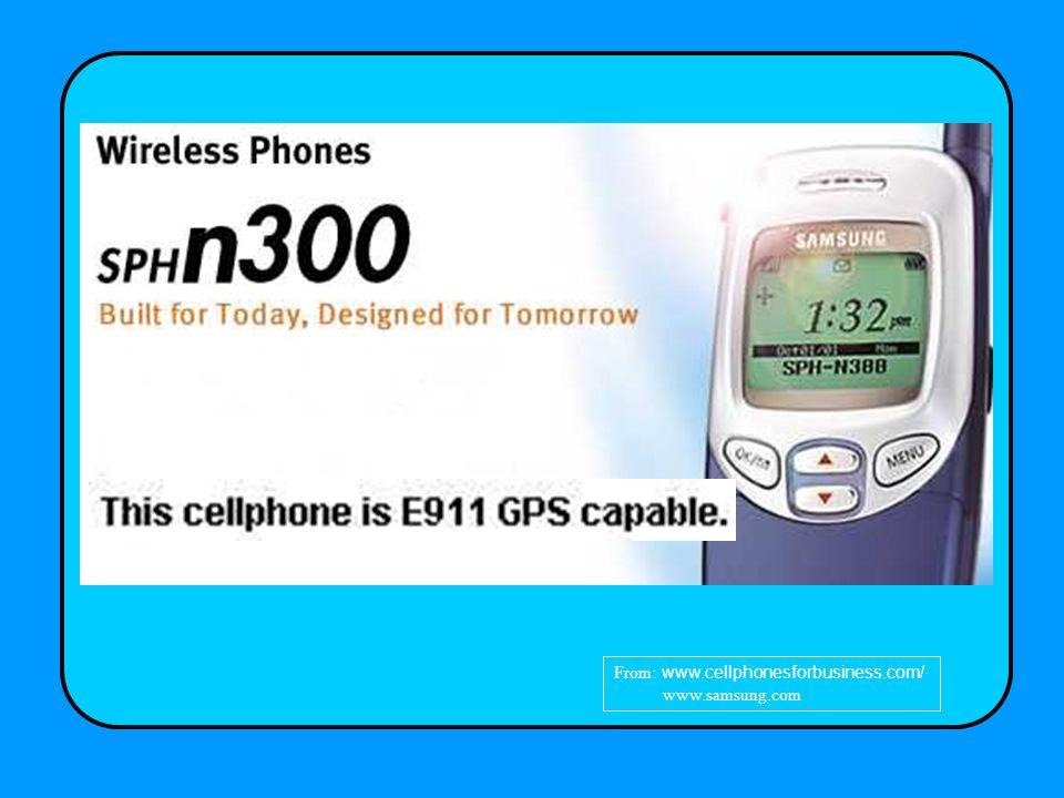 From: www.cellphonesforbusiness.com/ www.samsung.com