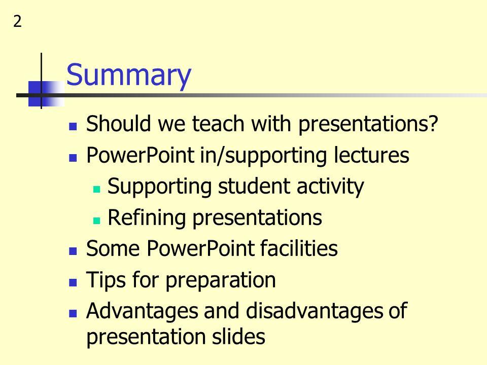 Using PowerPoint for Teaching ?? Stephen Bostock Staff Development Keele University ©Keele