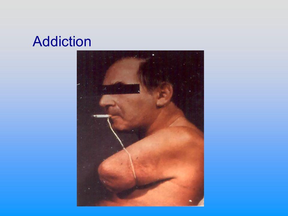 ...and addiction...