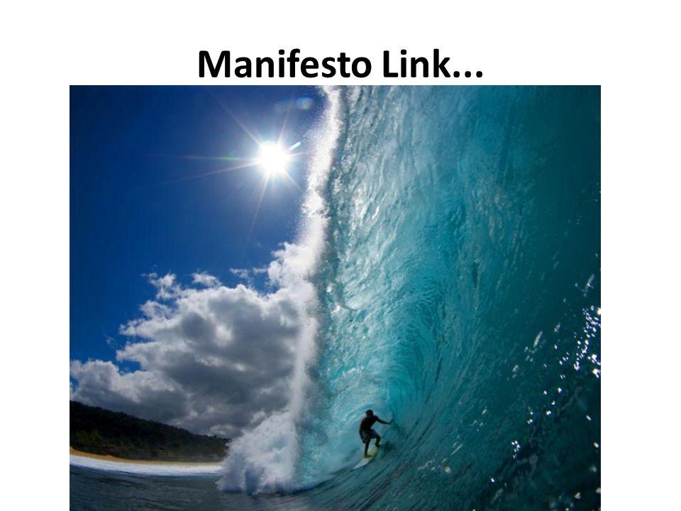 Manifesto Link...