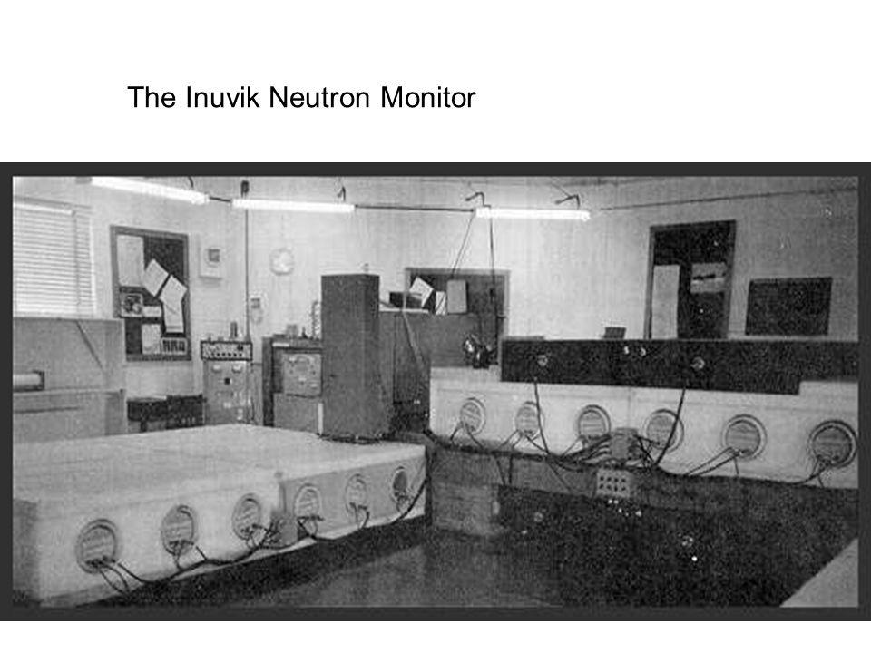 The Inuvik Neutron Monitor