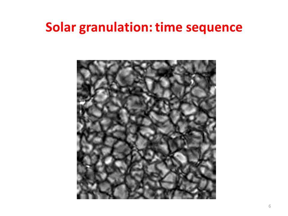 Interpretation spectroheliograms: equation of radiative transfer Consider light beam with intensity I ν (θ) passing through solar photosphere/chromosphere.