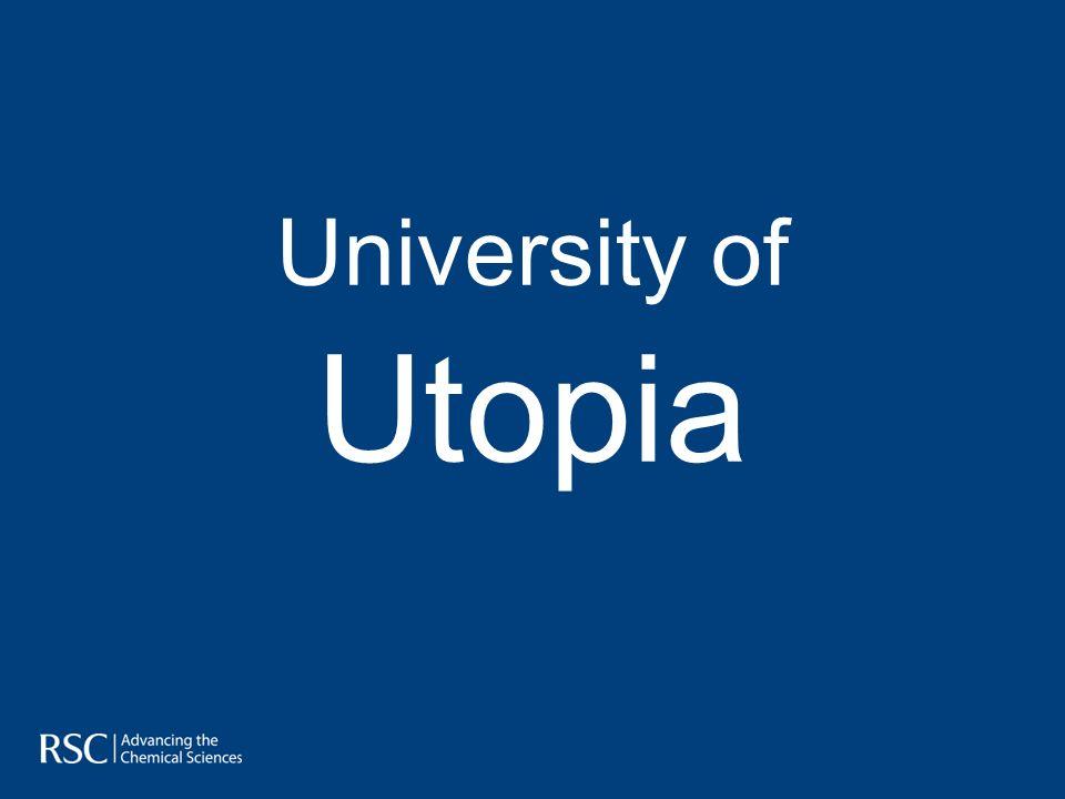 University of Utopia