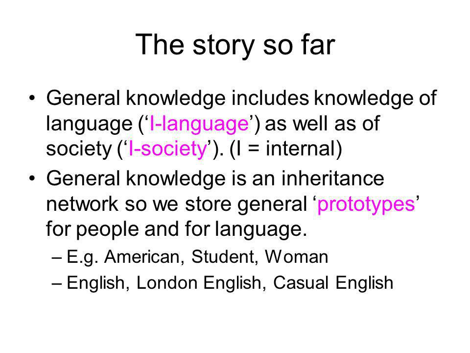 Sociolinguistics 3 Classification: social groups, languages and dialects