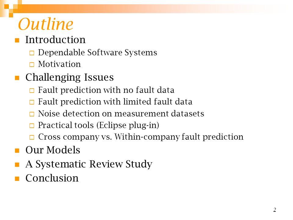 23 1.No Fault Data Problem 1.