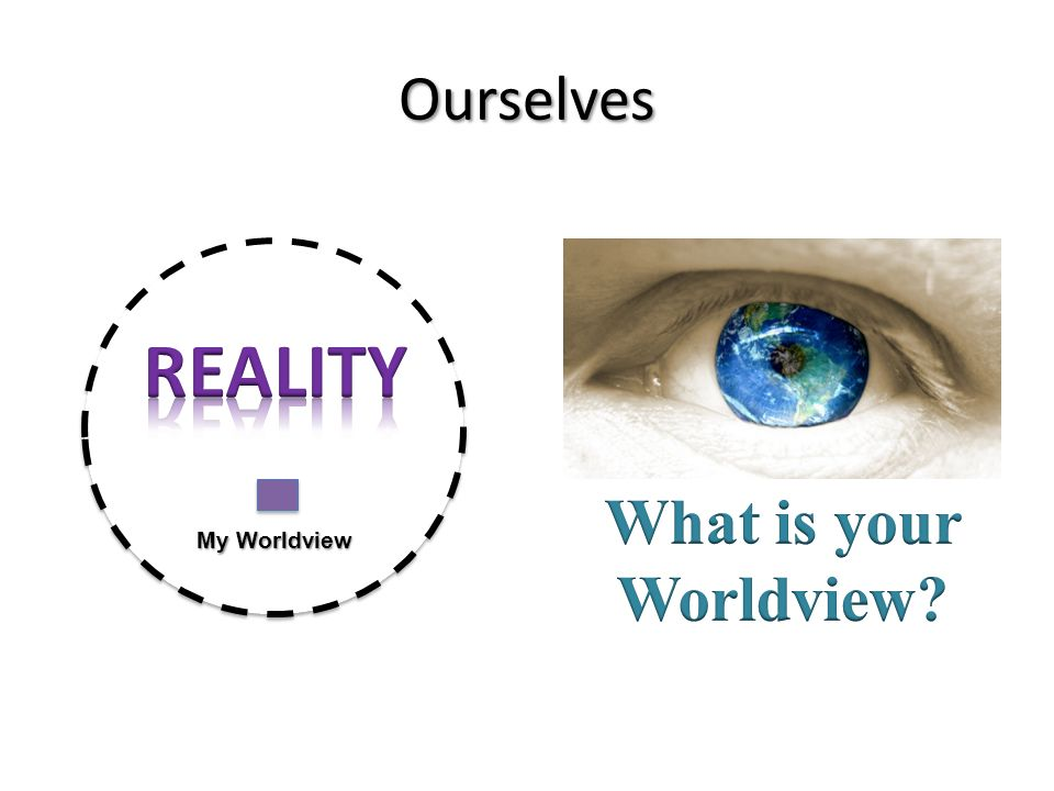 Ourselves My Worldview