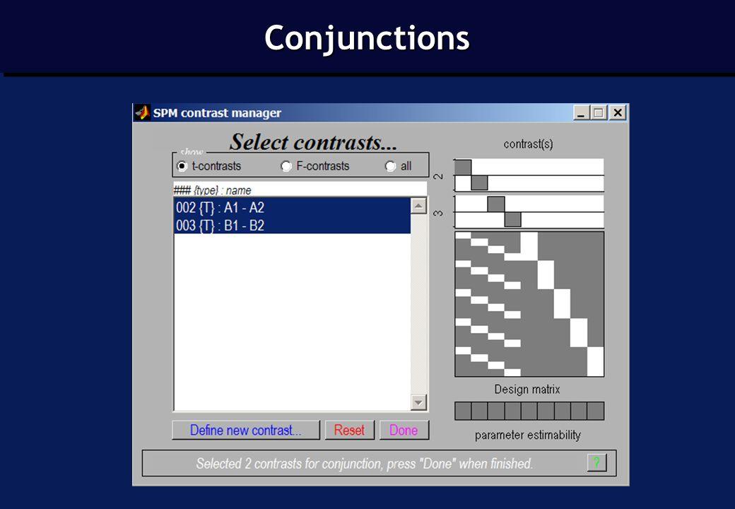 ConjunctionsConjunctions