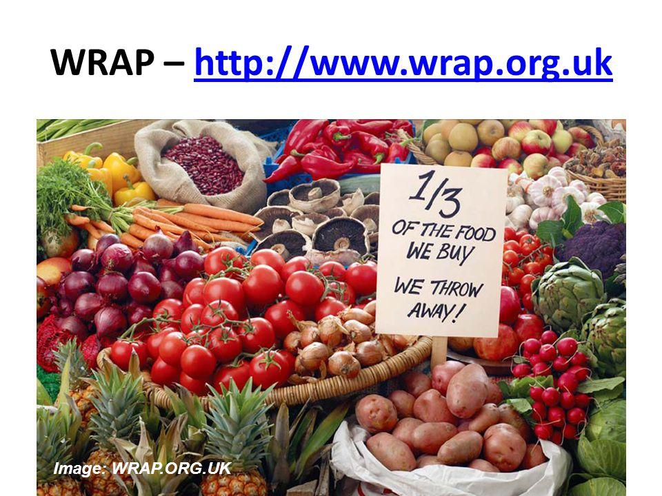 WRAP – http://www.wrap.org.ukhttp://www.wrap.org.uk Image: WRAP.ORG.UK