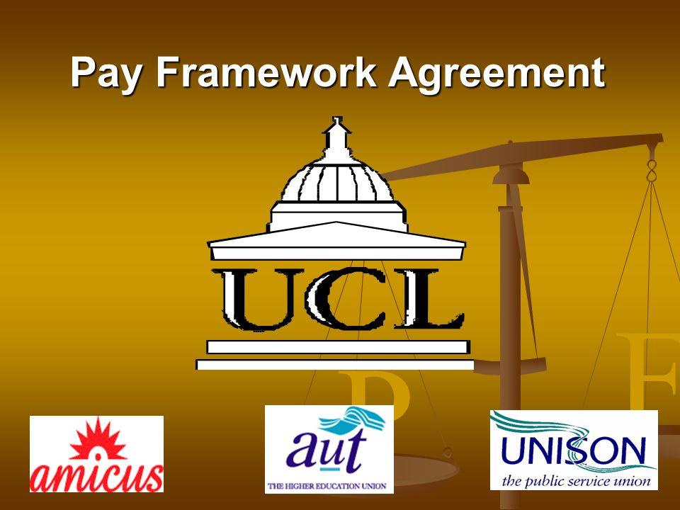 P F Pay Framework Agreement