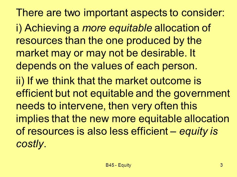 B45 - Equity34