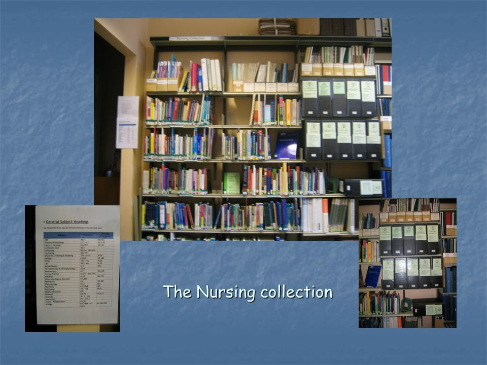 The Nursing collection
