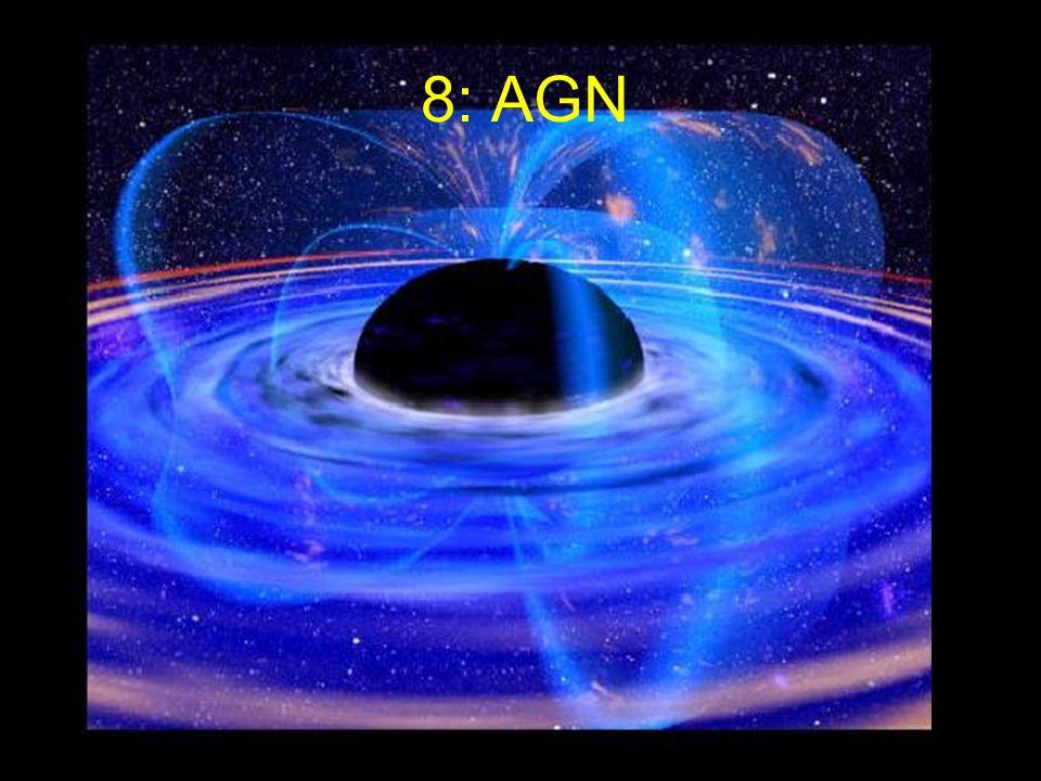 8: AGN