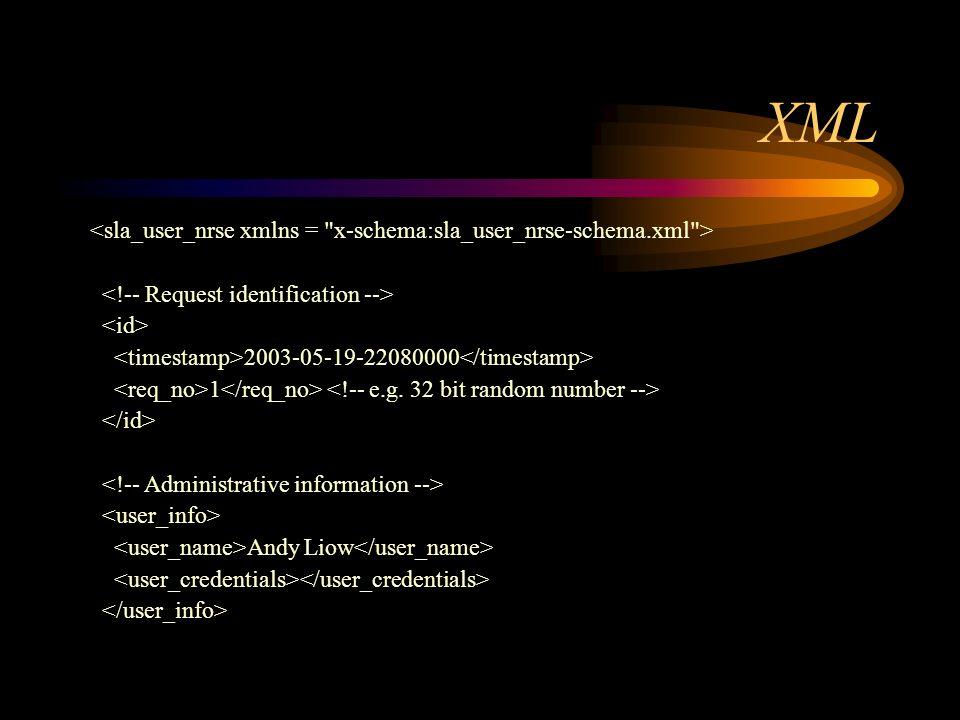 XML 2003-05-19-22080000 1 Andy Liow