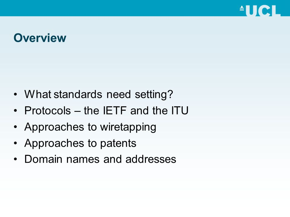 IETF IPR policy This page provides a mechanism for filing Disclosures about intellectual property rights (IPR) and for finding out what IPR Disclosures have been filed.