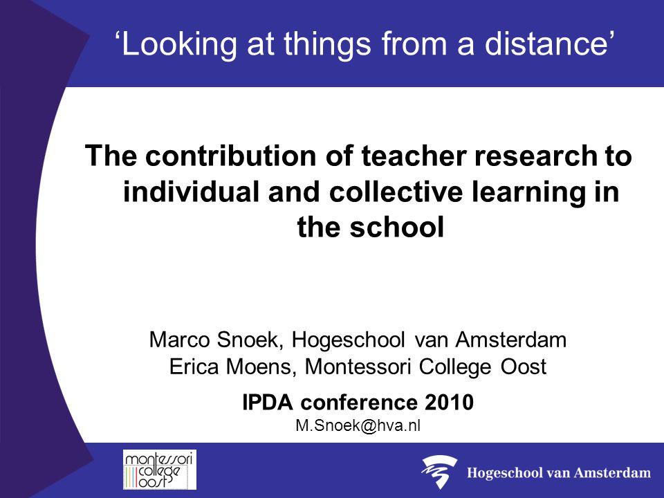 Teacher research for every teacher.