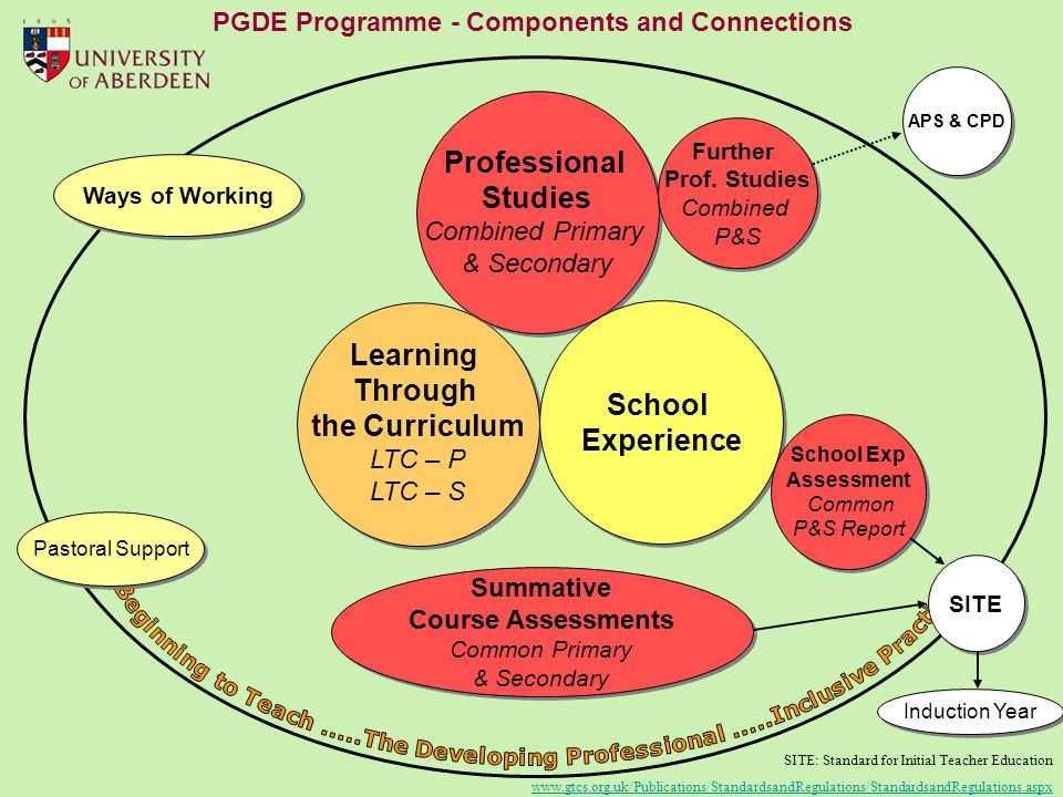 Learning Through the Curriculum LTC – P LTC – S Learning Through the Curriculum LTC – P LTC – S Professional Studies Combined Primary & Secondary Prof