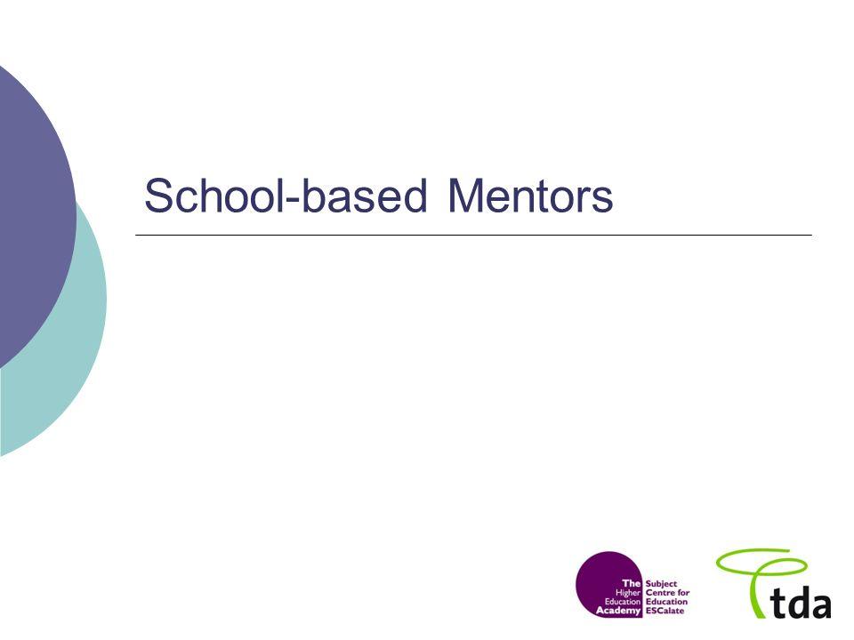 School-based Mentors