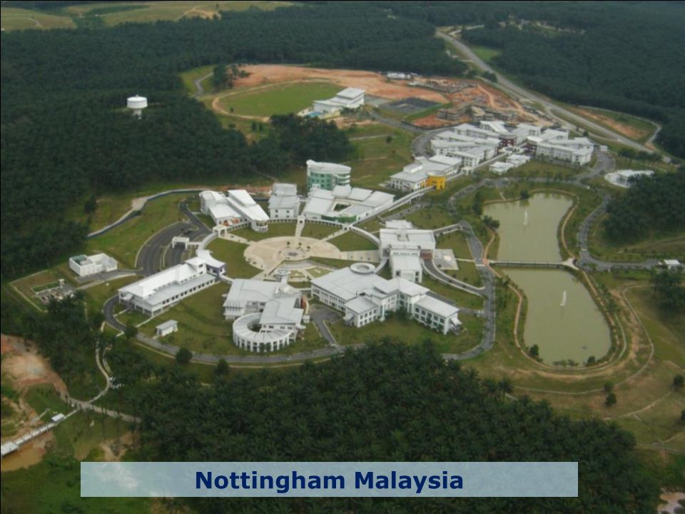 Nottingham Malaysia
